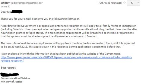 Appeal Letter To Ministry Of Manpower Sle Appeal Letter For Permanent Residence In Singapore Employment Pass In