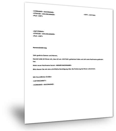Brief Schreiben Muster Musterbrief