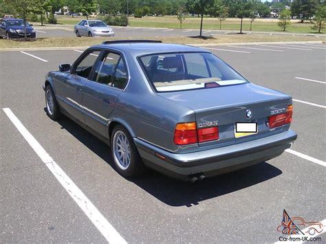 1989 bmw 535i for sale e34 1989 bmw 535i dinan turbo