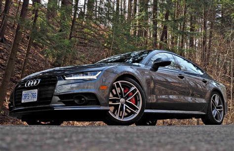 Audi S7 by Car Review 2017 Audi S7 Driving
