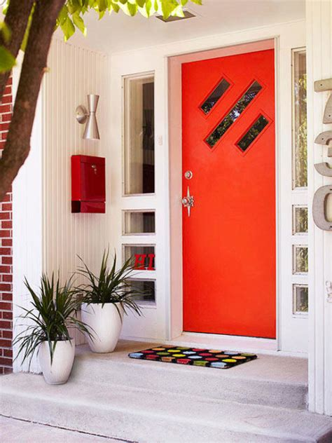 weekend project 10 beautiful colors for your front door
