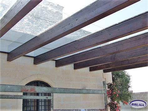 tettoia vetro tettoie cupole lucernari in vetro e acciaio a