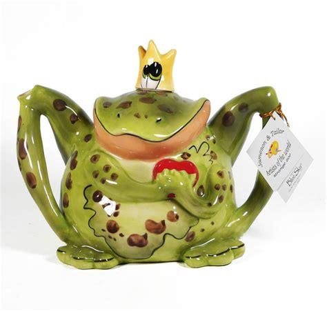 design teekanne design kaffeekanne teekanne kanne frosch mit herz