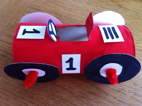How To Make A Race Car Out Of Paper - racing cars ruthduckblue