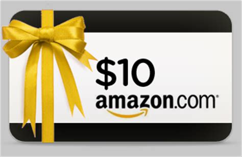 Amazon Gift Card Discount Code - free 10 amazon credit available to select accounts