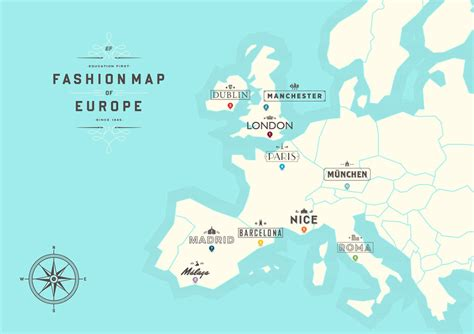 navigon europe 4 1 2 ef fashion map of europe albin holmqvist