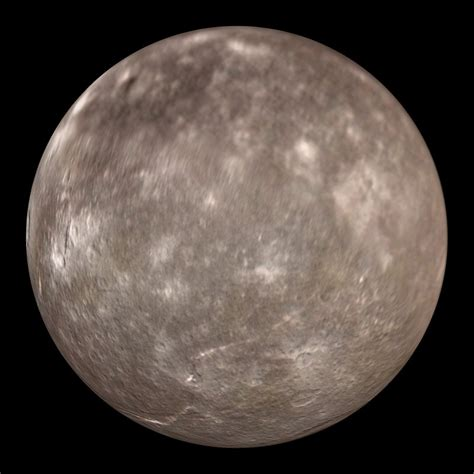 titania uranus moon dataset science on a sphere