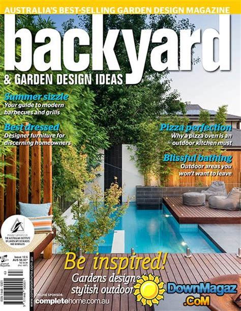backyard garden magazine backyard garden design ideas issue 12 5 2015