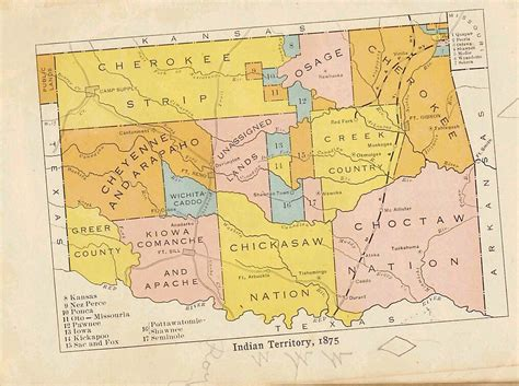 Oklahoma Net Name Search Indian Records