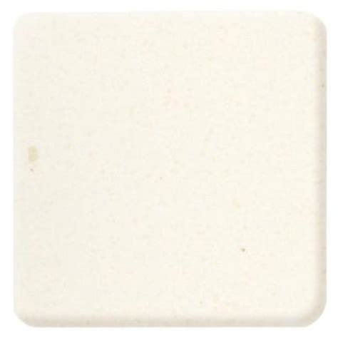 Corian Rice Paper corian 2 in solid surface countertop sle in rice paper c930 15202rp the home depot