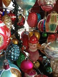 vintage christmas ornament tree ornaments pinterest