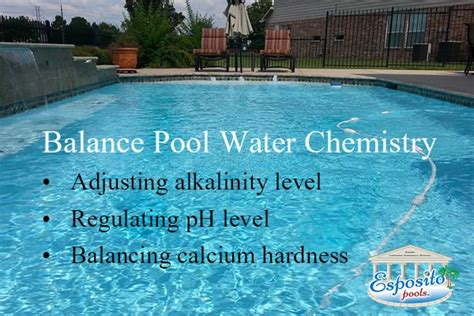 balancing your pool water balancing pool water chemistry the ultimate guide