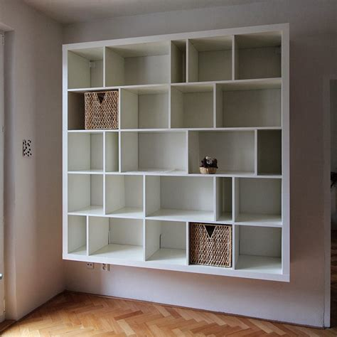 ikea hack shelves ikea kallax hack google search lounge ideas
