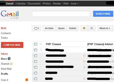 gmail themes preview come impostare la nuova versione di gmail