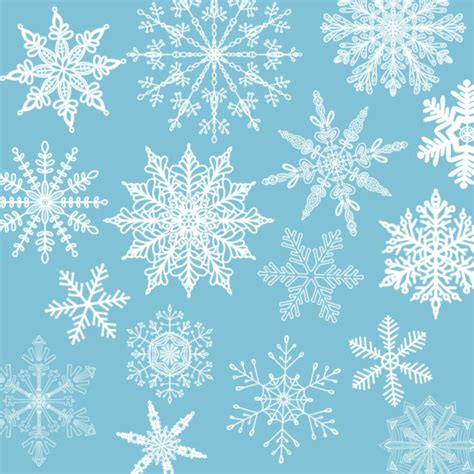 printable blue snowflakes free printable borders and backgrounds snowflake winter