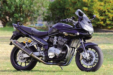 Planet Japan Blog: Suzuki GSF 1200S Bandit by Technical