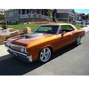 OPGI Customer Car Spotlight 1967 Chevrolet Chevelle
