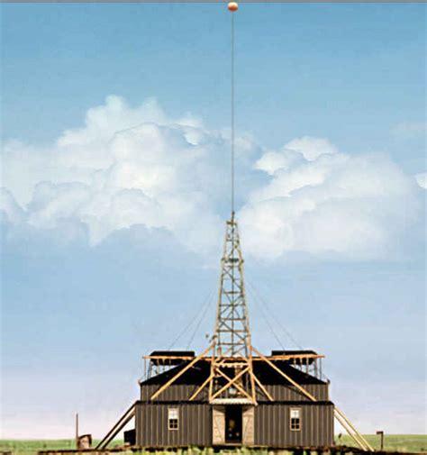 Nikola Tesla Experiments Nikola Tesla Images Experiment Station In Colorado Springs