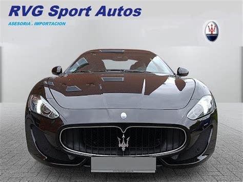 Spot Auto by Maserati Gran Turismo 4 7 V8 Sport Automatik 2013 Rvg