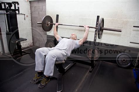 bench start incline bench press