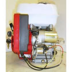 honda engine and electric on