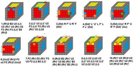 tutorial rubik s cube 5x5 5x5 edge parity algorithms imgur 5x5 rubik s cube