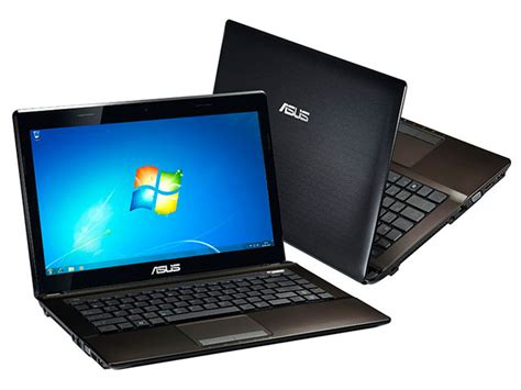 Laptop Asus K43e maga lu notebook asus k43e vx259r c intel 174 i5 4gb 750gb led 14 por 1329 05