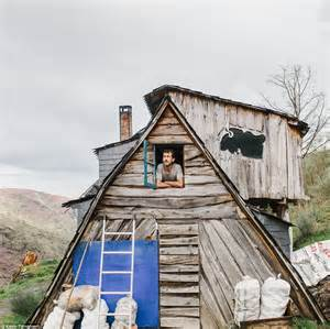 Homes In The Mountains matavenero village transformed by spanish hippies into eco