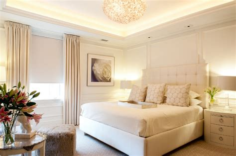 keep it all in white in the bedroom when theres no room keeping an off white bedroom from being boring