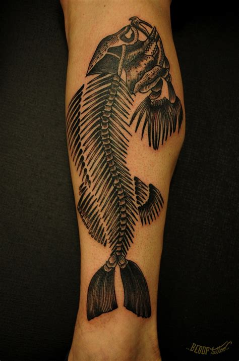 50 awesome fish tattoo designs art and design