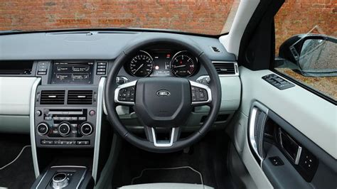 land rover discovery sport interior land rover discovery sport si4 private fleet