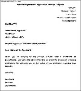 Acknowledgement Letter For Work Order Application Acknowledgement Letter Drugerreport732 Web Fc2
