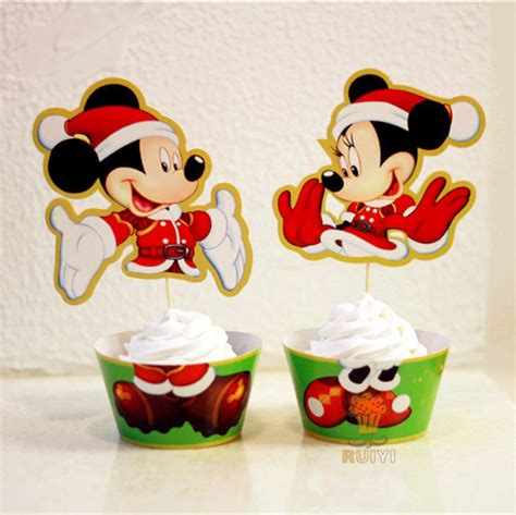 mickey minnie wedding favors 24sets mickey minnie mouse decoration