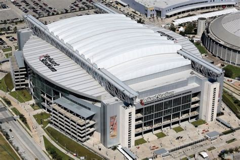 houston texans stadium the reliant stadium home of the houston texans