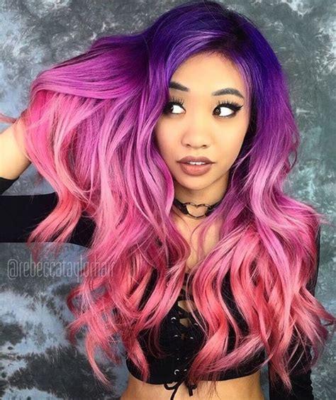 mermaid color hair 155 mermaid hair trend color ideas reachel