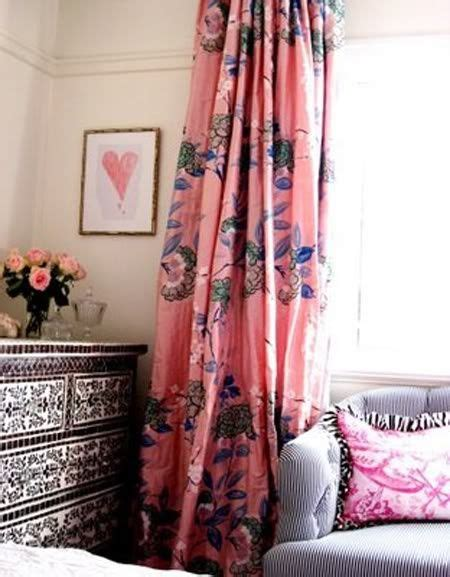 chinoiserie drapes pink chinoiserie curtains for the home pinterest