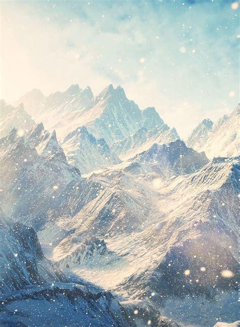 wallpaper tumblr vertical snow white mountain wallpaper mobile vertical