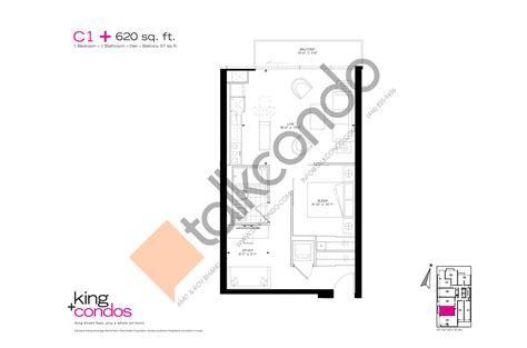 floor plan plus floor plan plus king plus condos talkcondo