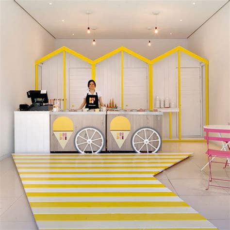 Wooden Kitchen Flooring Ideas by 33 Amazing Chocolate Shop Interiors Ideas Decor10 Blog