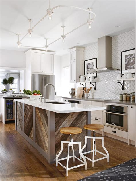 20 Dreamy Kitchen Islands Hgtv Island Design Kitchen
