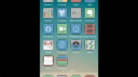 themes for iphone no jailbreak how to install themes in iphone no jailbreak youtube