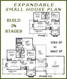 build in stages house plans 1000 images about build in stages on home