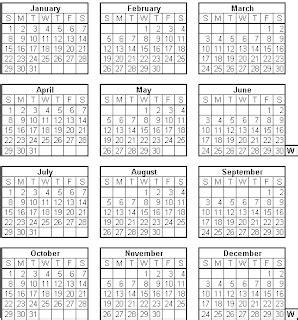 Lonnie S Blog February 2011 Tul Calendar Template