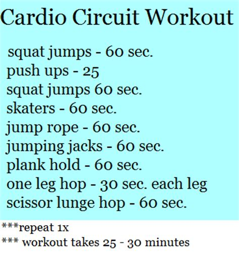 circuit workouts on lower bodies workout and