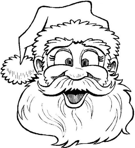 Santa Coloring Pages Santa Coloring Pages Coloring Pages To Print by Santa Coloring Pages
