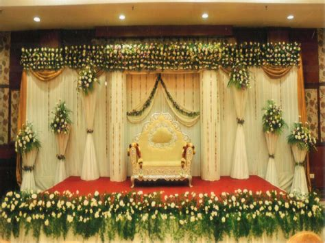 New Stage Decoration by Simple Sweetheart Stage Decorations Wedding Stage