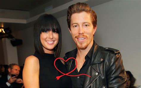 sarah barthel dating shaun white is in a relationship with sarah barthel since