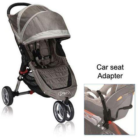 baby jogger city mini car seat adapter graco baby jogger city mini stroller in sand with a car