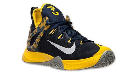 Jual Nike Paul George nike zoom hyperrev 2015 paul george pe navy tour yellow kicks