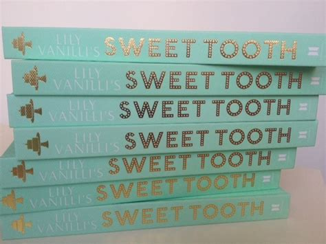 libro lily vanillis sweet tooth lily vanilli launches cookbook sweet tooth beauty and the dirt
